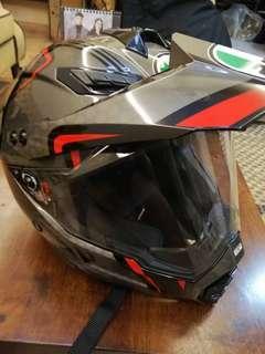 Helmet touring
