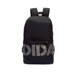 New CNY Sales Adidas backpack double shoulder bag - Black style Quick Deal!