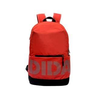 New CNY Sales Adidas backpack double shoulder bag - Red style must get