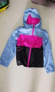 The Northface girls waterproof jacket perfect condition!
