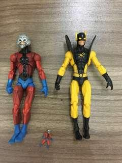 WTS Marvel Universe 3.75 inch Ant-Man & Yellowjacket