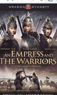 """🚚 Title """" an empress and the warriors """" dvd drama whole set"""