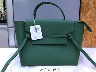 Celine mini Belt Bag 全新 , 絕版舊logo