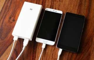 Powerbank XiaoMi 2 ORIGINAL Powerbank 20rb mAH