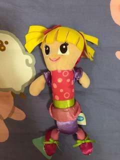 Playgro baby girl toy