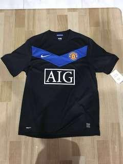 Manchester United AIG Nike Jersey Vintage August 2009