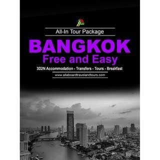 Bangkok Free and Easy All-In Tour