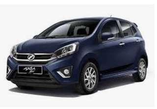 Perodua Axia 2018