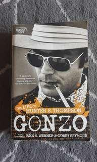 GONZO The  life of Hunter S. Thompson