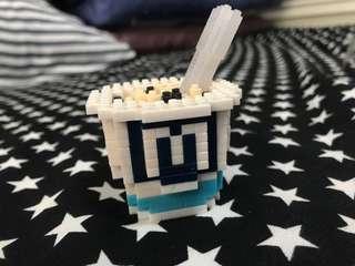 Lego版Mcdonald麥旋風