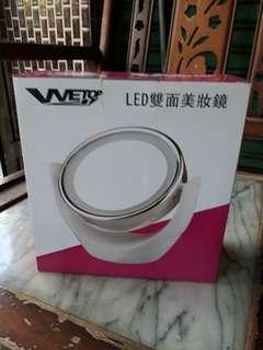 LED雙面美妝鏡