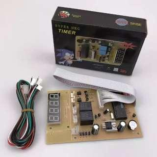 PISONET 4 Digit Timer for 1 and 5 Peso