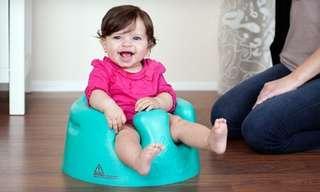 🚚 Bumbo floor seat