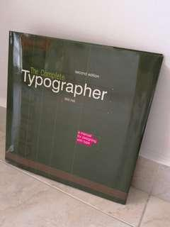 🚚 The Complete Typographer