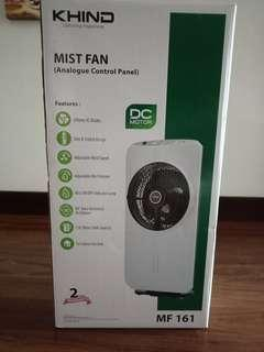 Khind Mist Fan [REDUCED]