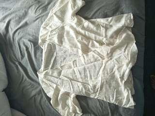 Wrap top size 16