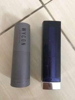 Maybeline and Wycon Lipstick