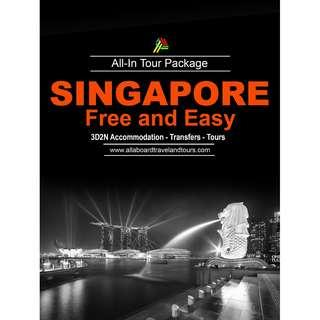 Singapore Free and Easy All-In Tour