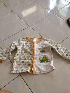 Pureen baby tops clothes