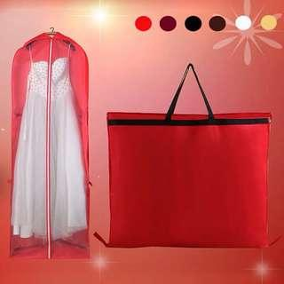 Gown Wedding Dress Dust Bag Cover Bag
