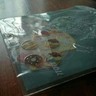 scrapbooking sticker packs!