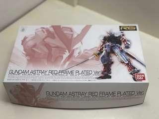 Gundam Astray Red Frame Plated Ver.