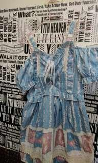 🚚 Lolita美人魚洋裝