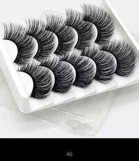 Real 3D Mink Lashes -5pk