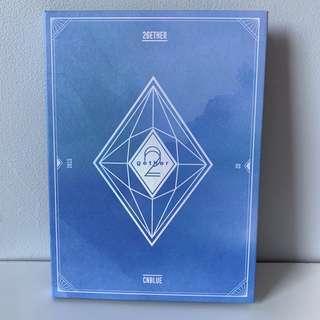 CNBLUE 2nd Album '2GETHER'
