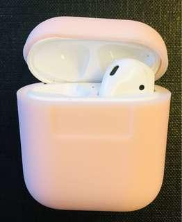 Authentic Apple AirPods charging case