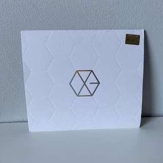 EXO 1st Mini Album 'MAMA' (Korean Version)