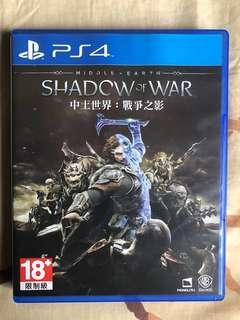 Shadow of War PS4 (R3)