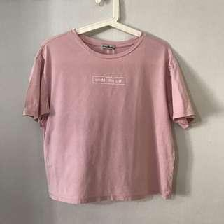 🚚 Pink Crop Top