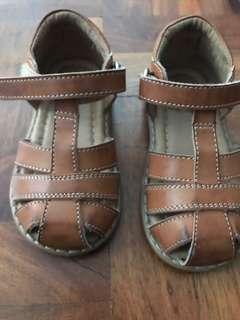 Mothercare unisex sandals k6