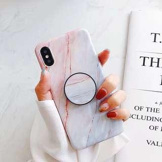 Marble IPHONE case (For IPHONE X/XS)
