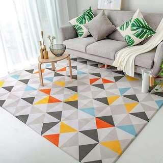 Colorful Area Rug (120x180cm)
