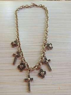 Quality sterling necklace