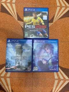 PS4 Games Bundle Sale