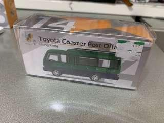Tiny #14 微影14號Toyota Coaster Post Office