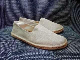 🚚 男款 西班牙手工製 麻編織便鞋