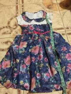 Dress for Petite 4-5 yo