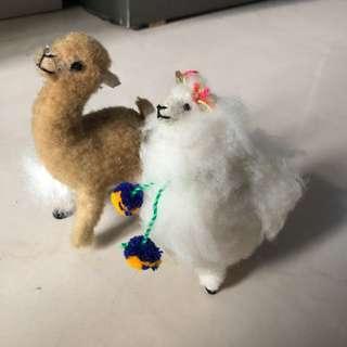可愛titicaca 草泥馬 🦙 羊駝 alpacas