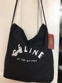 Not Celine sling bag