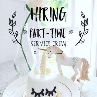 DAILY PAY SERVICE CREW X 1 @ TAMPINES ($11 per hour)
