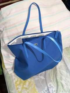 Authentic Women's Lacoste Tote Bag