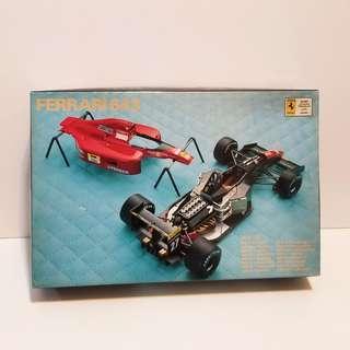 Rosso 1/24 ferrari 643 F1 法拉利 模型 fujimi tamiya hotwheels