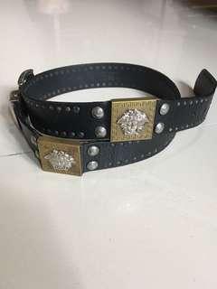 Versace Vintage Belt