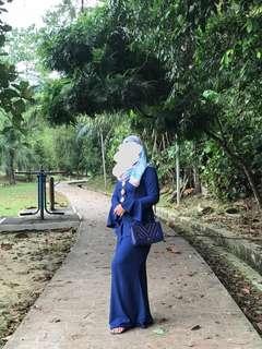 Kurung / Kebaya Plain