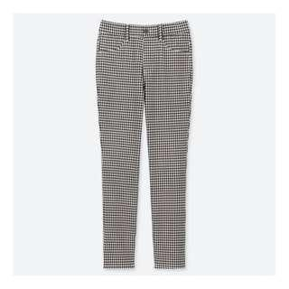 UNIQLO Houndstooth Jegging Pants