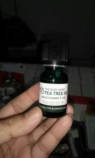 Tea Tree Oil The Body Shop 10ml